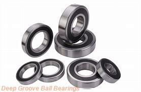 75 mm x 105 mm x 16 mm  skf W 61915-2Z Deep groove ball bearings