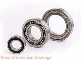 6 mm x 19 mm x 6 mm  skf W 626 R-2RS1 Deep groove ball bearings
