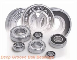 timken 6320-RS-C3 Deep Groove Ball Bearings (6000, 6200, 6300, 6400)