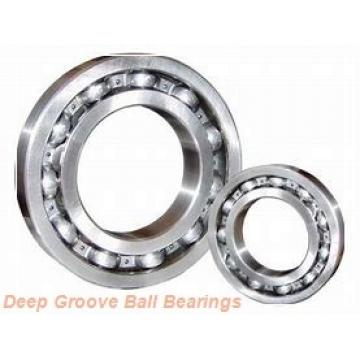 50 mm x 65 mm x 7 mm  skf W 61810 Deep groove ball bearings