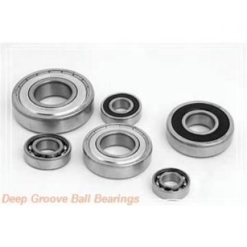 60 mm x 78 mm x 10 mm  skf W 61812 Deep groove ball bearings