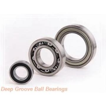 20 mm x 52 mm x 15 mm  skf W 6304 Deep groove ball bearings