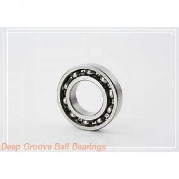 80 mm x 170 mm x 39 mm  skf 6316-Z Deep groove ball bearings
