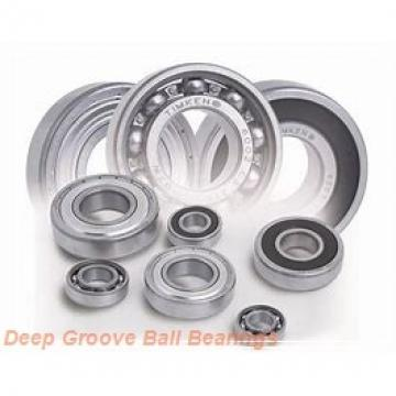 50 mm x 130 mm x 31 mm  skf 6410 N Deep groove ball bearings