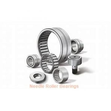 skf K 20x24x17 Needle roller bearings-Needle roller and cage assemblies
