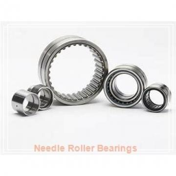 skf K 52x57x12 Needle roller bearings-Needle roller and cage assemblies