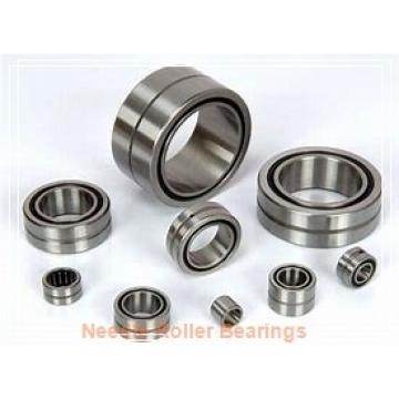 skf K 17x21x17 Needle roller bearings-Needle roller and cage assemblies