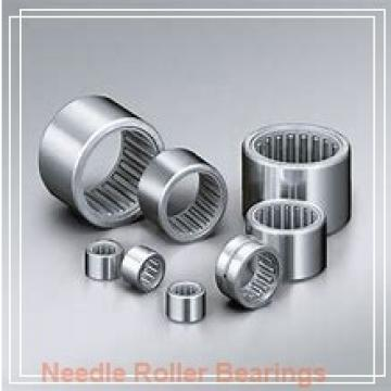 skf K 43x48x17 Needle roller bearings-Needle roller and cage assemblies