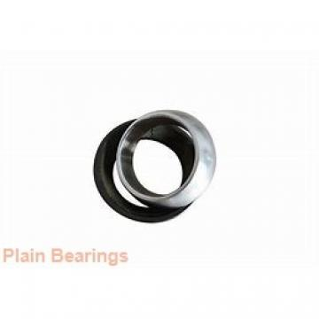 9,525 mm x 11,906 mm x 12,7 mm  skf PCZ 0608 M Plain bearings,Bushings
