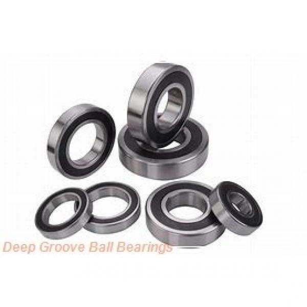 9 mm x 30 mm x 10 mm  skf W 639-2Z Deep groove ball bearings #1 image